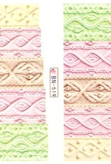 Waterdecal Fabric Style BN-519