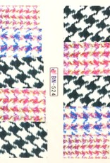 Waterdecal Fabric Style BN-524
