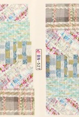 Waterdecal Fabric Style BN-527