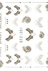 Mix Style Jewelry STZ-251
