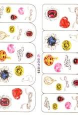 Waterdecal Jewels