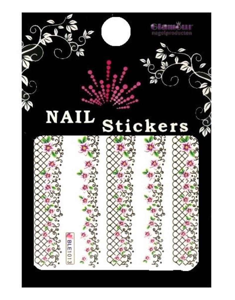 Waterdecal Lace 2