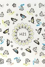 3D Sticker Butterflies