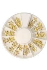 Carrousel 3D Gold Flower