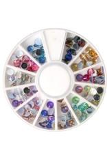 Carrousel Strass Multicolor 3mm