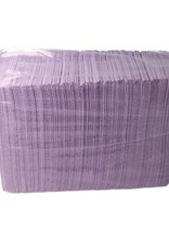 Table Towels Purple