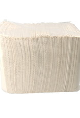 Table Towels White
