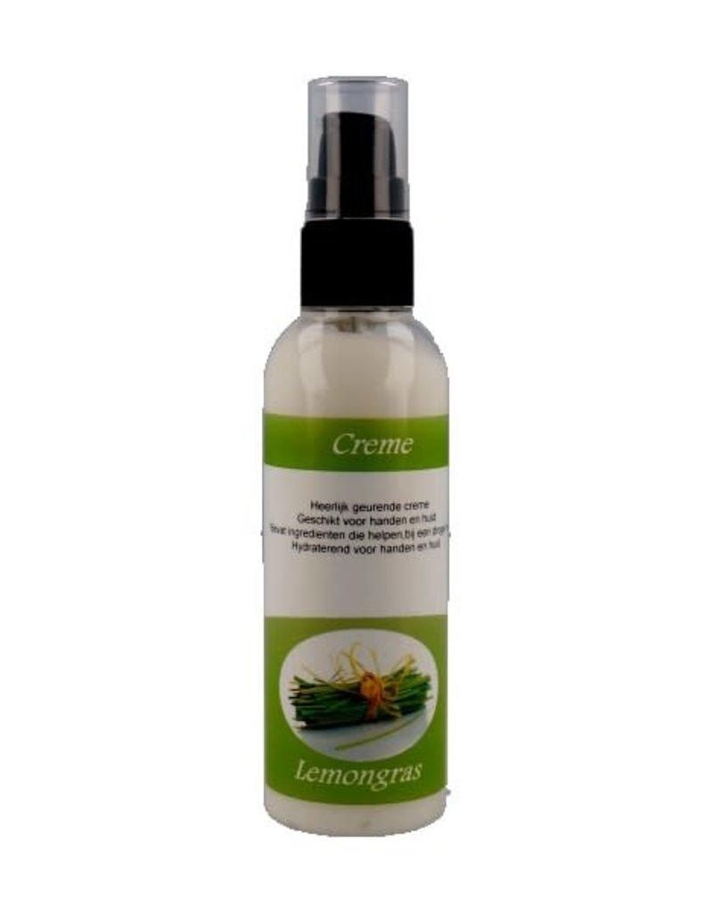 Handcrème Lemongrass