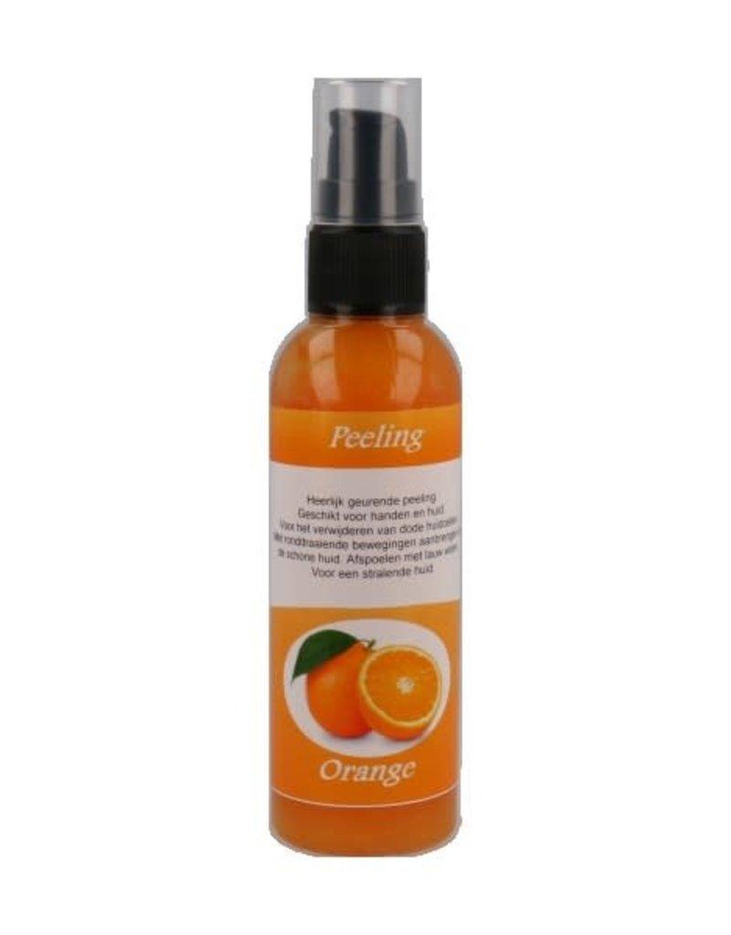 Handcream Peeling Orange