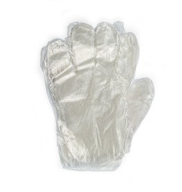 Paraffine Plastic Handschoenen 100 pcs