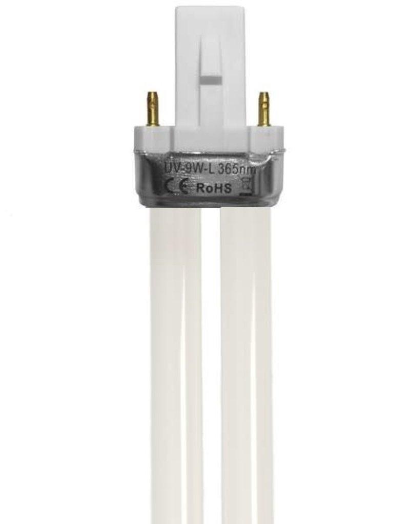 Reservelamp Rond UV-9W-L