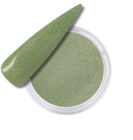 Acrylic Powder Sparkling Green