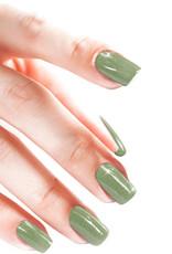 Acrylpoeder Sparkling Green