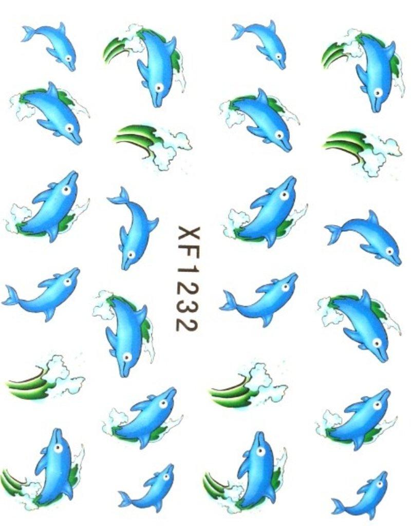 Waterdecal XF-1232