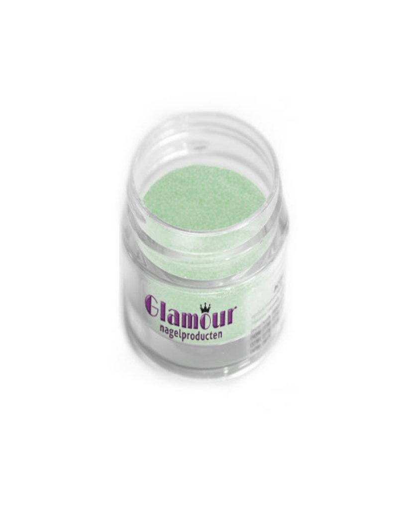 Acrylic Powder Jelly Beans Glitter Lemon
