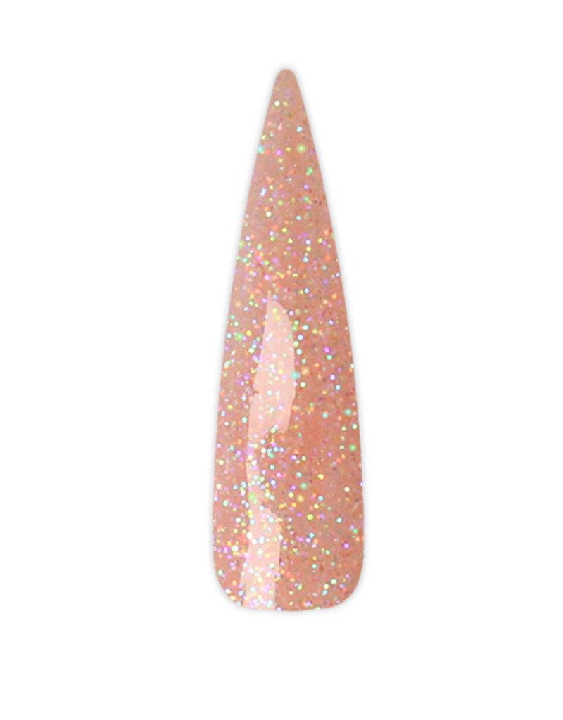 Acrylpoeder Jelly Beans Glitter Pomelo