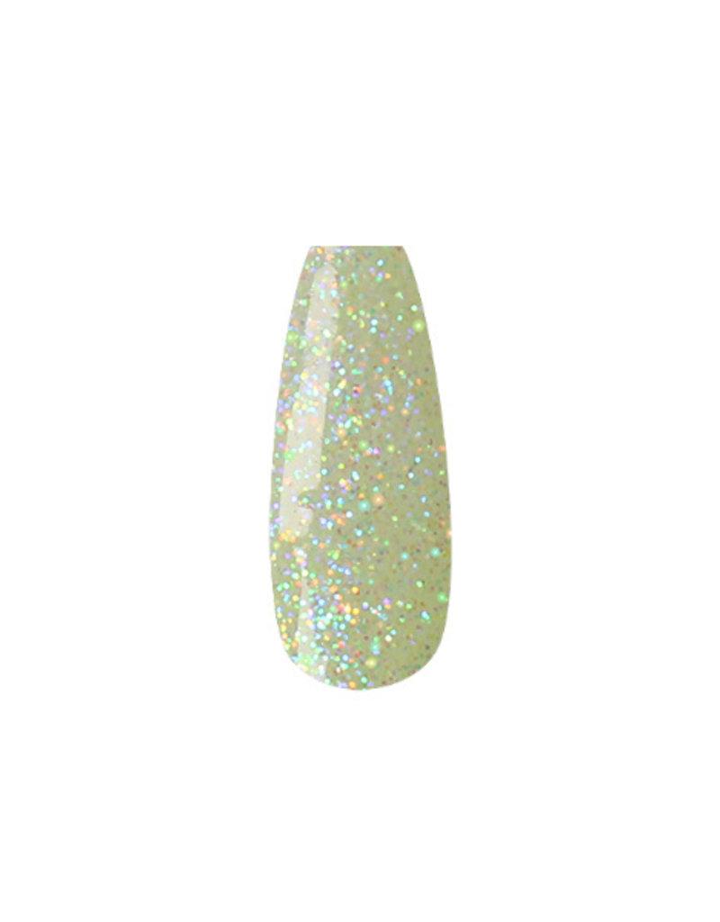 Acrylpoeder Jelly Beans Glitter Kiwi