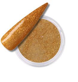Acrylic Powder Hollywood Glitter Golden Glow
