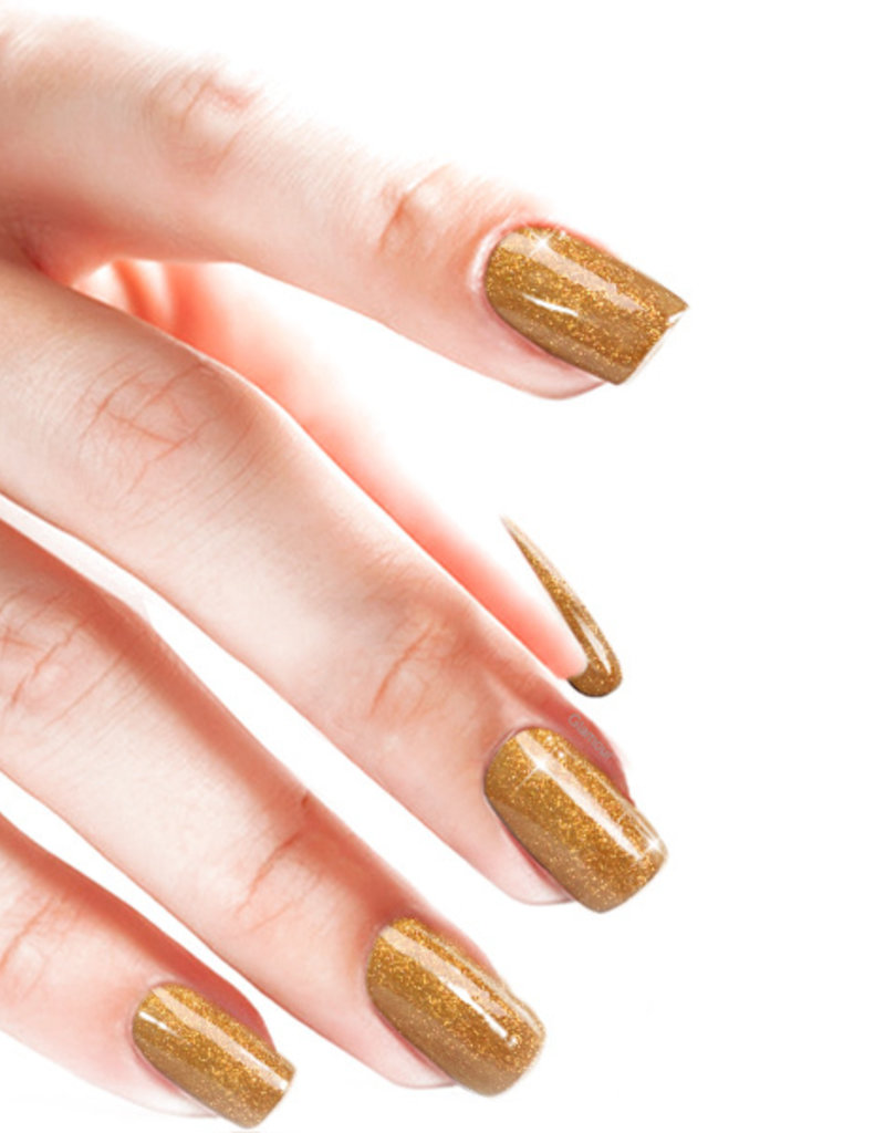 Acrylpoeder Hollywood Glitter Golden Glow