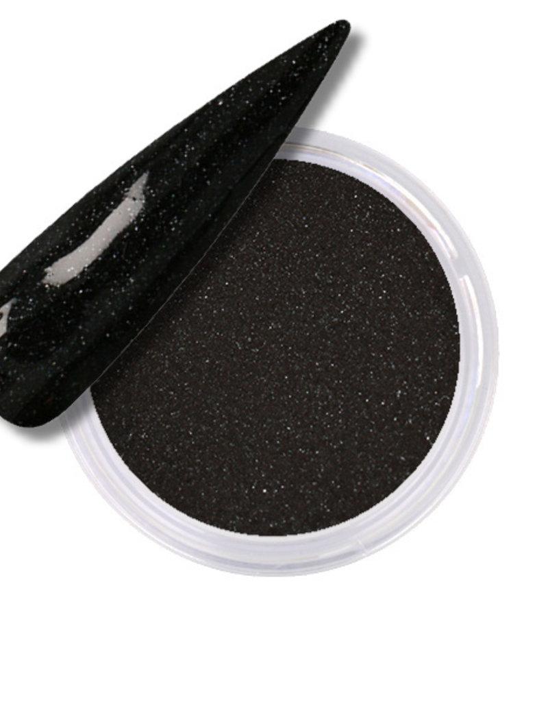 Acrylpoeder Hollywood Glitter Black Diamonds