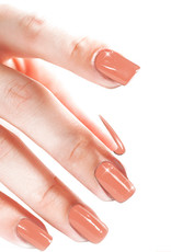 Acrylpoeder Pastel Candy Coral Sparkler