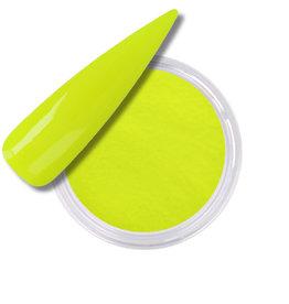 Acrylic Powder Neon Bright Yellow