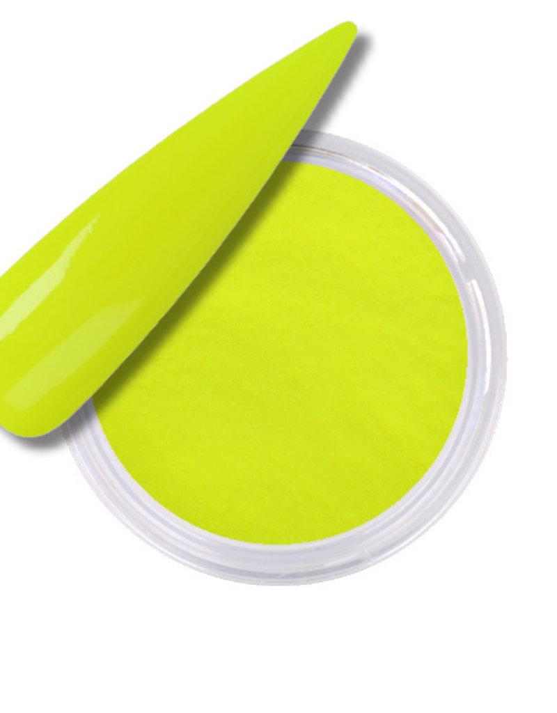 Acrylpoeder Neon Bright Yellow