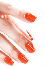 Acrylic Powder Neon Bright Orange