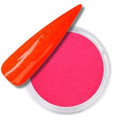 Polvo Acrílico Neon Pink Glitter