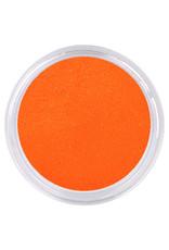Acrylpoeder Neon Orange Glitter