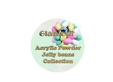 Jelly Beans en polvo acrílico