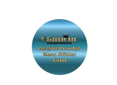 Acrylic powder Neon  Glitter