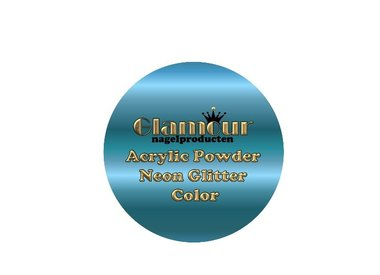 Acrylpoeder Neon  Glitter