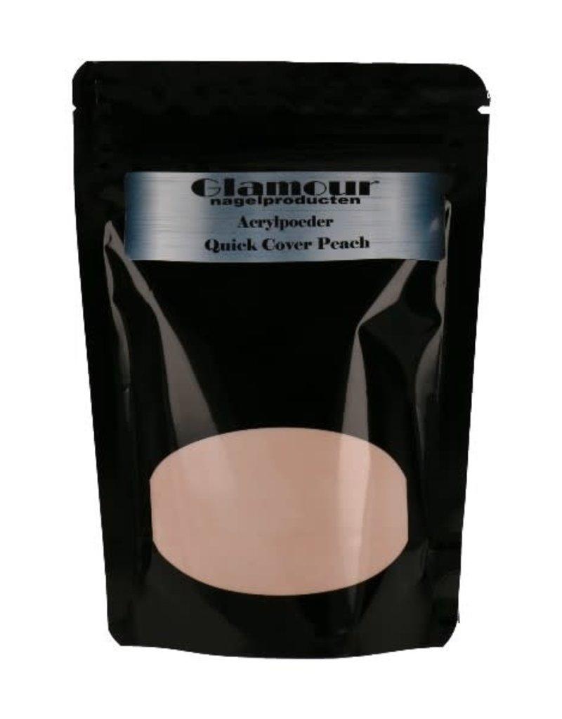Acrylic Powder Quick Cover Peach