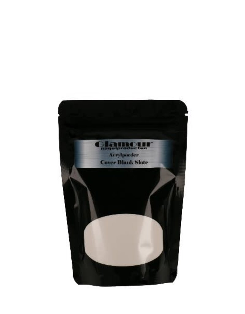Acrylic Powder Cover Blank Slate