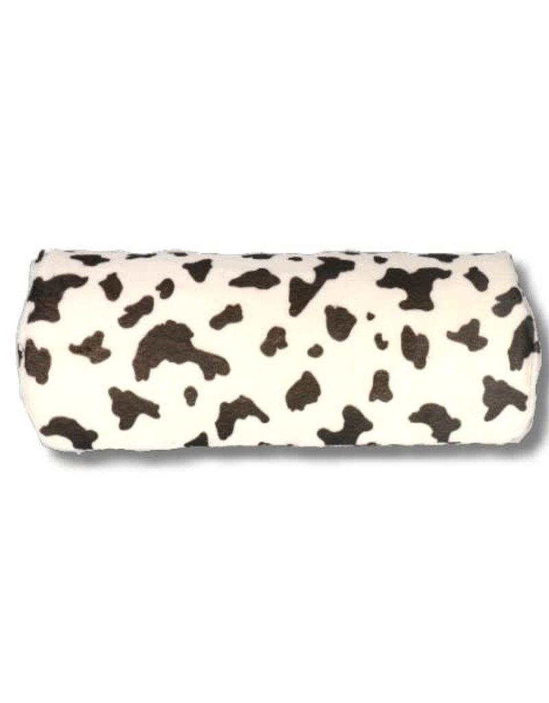 Hand Cushion Terry Cloth Cow