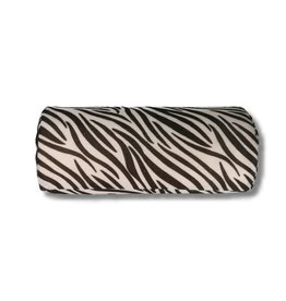 Hand Cushion Terry Cloth Zebra