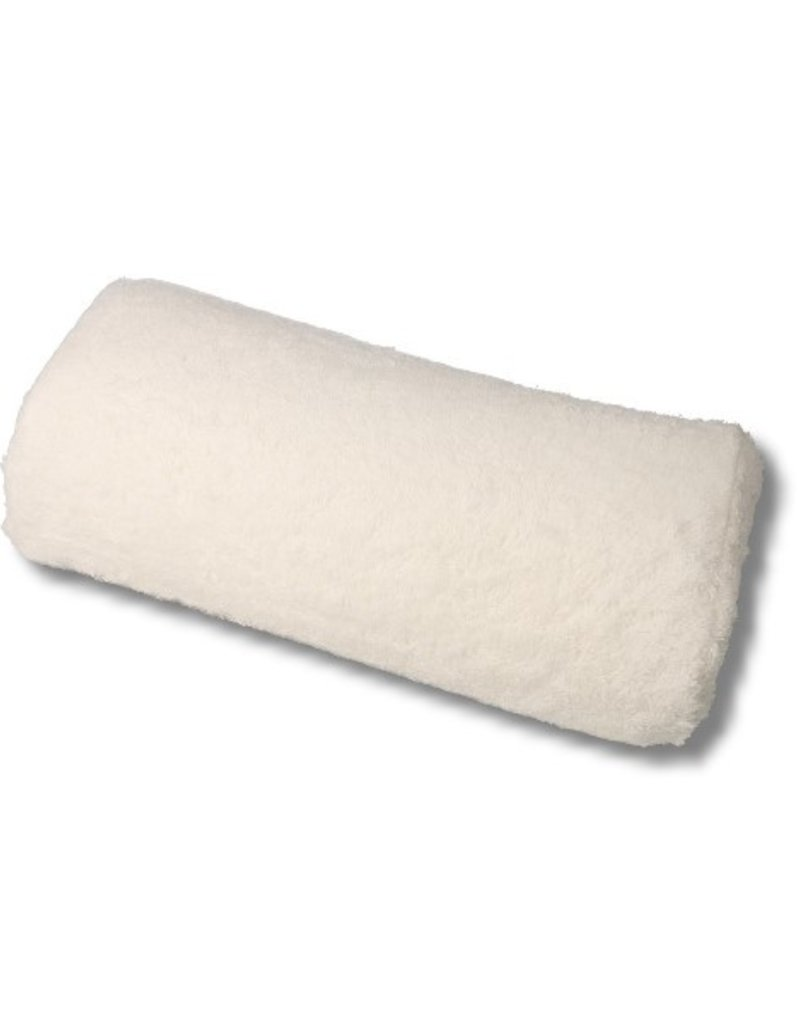 Armkussen Badstof Extra Soft Wit