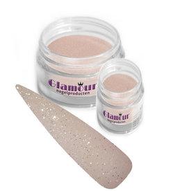 Acrylic Powder Cover Glitter Dreamy Peach