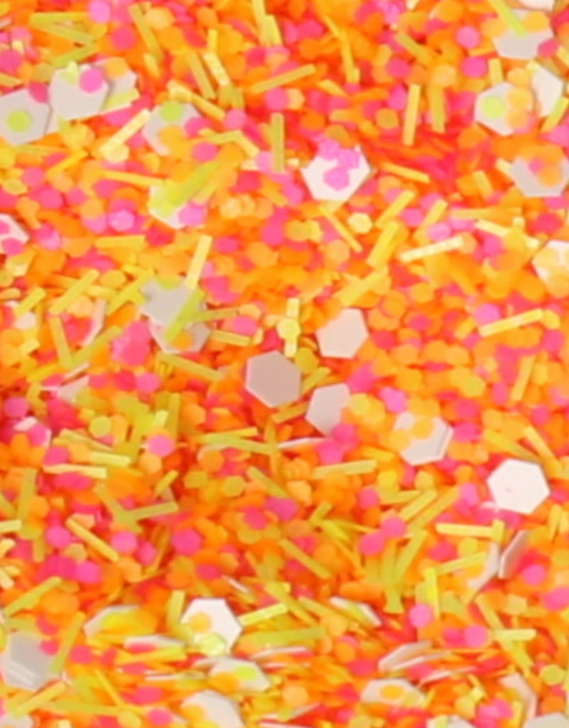 Bubbly Glitter LaLa