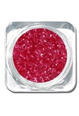 Vintage Style Glitter Raspberry