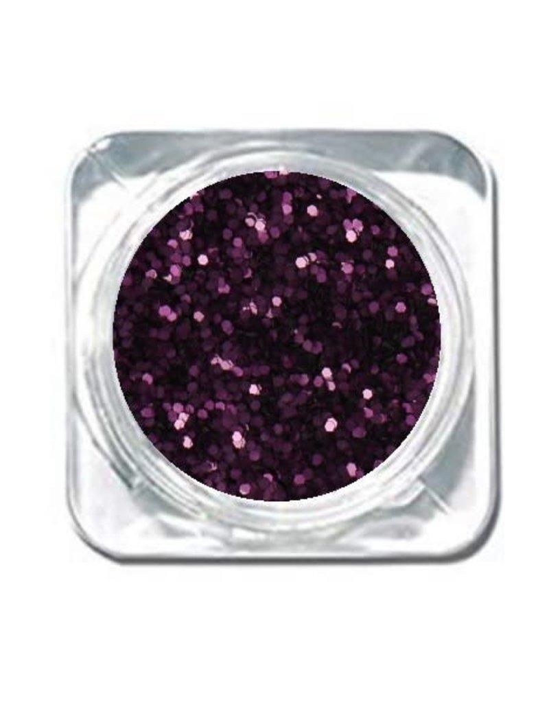 Vintage Style Glitter Grape