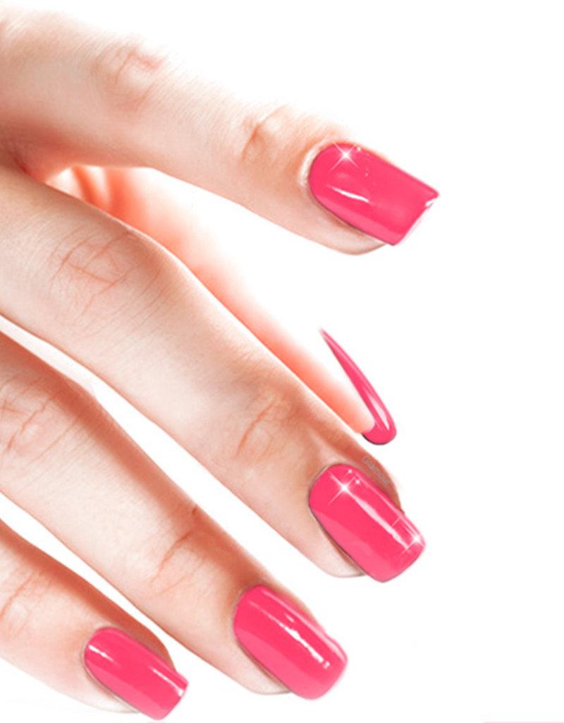 Gel On Shocking Pink