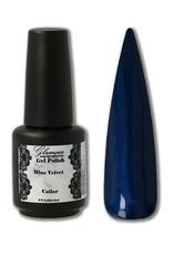 Gel On Blue Velvet