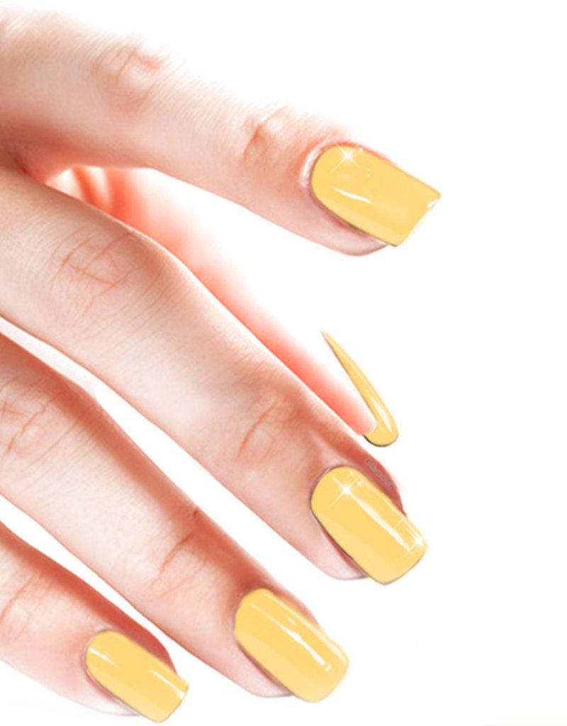 Gel On Pastel Brilliant Orange