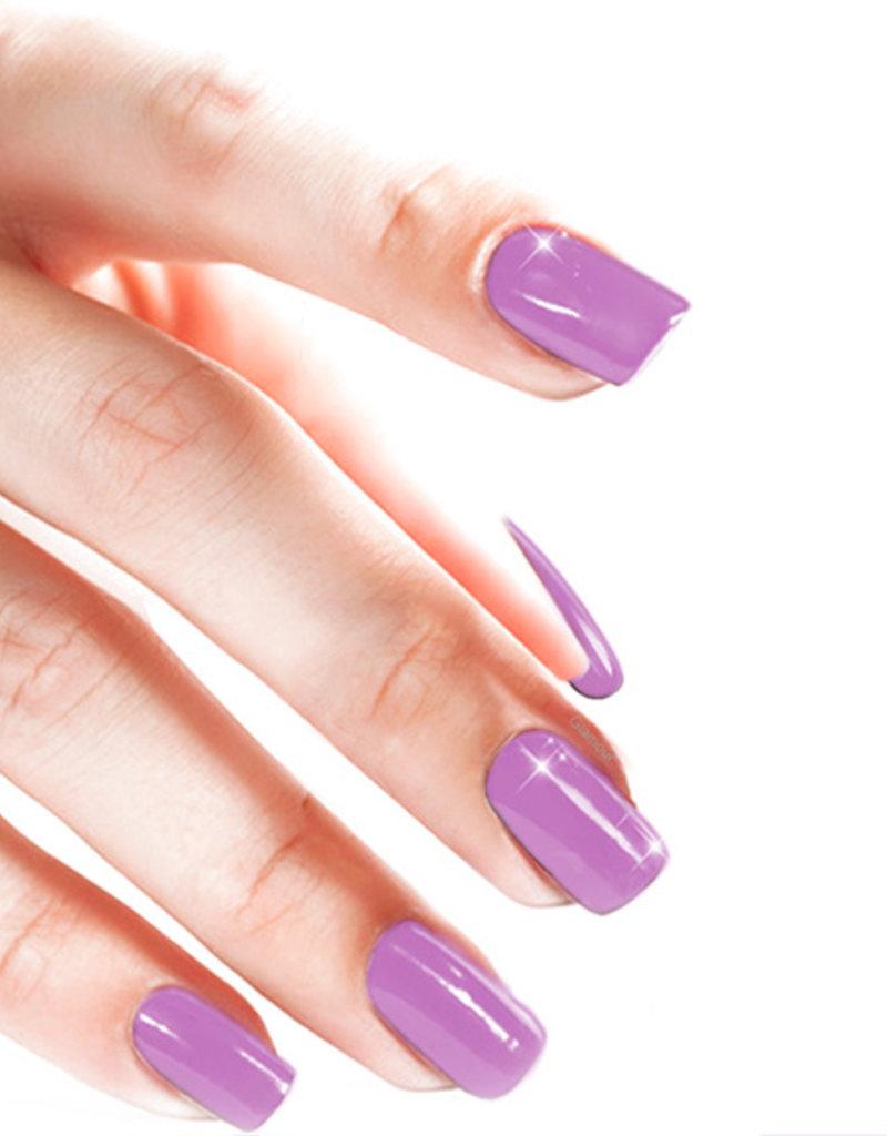 Gel On Pastel Brilliant Violet