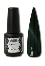 Gel On Cat Eye Green