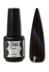 Gel On Cat Eye Violet