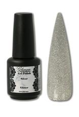 Gel On Glitter Silver