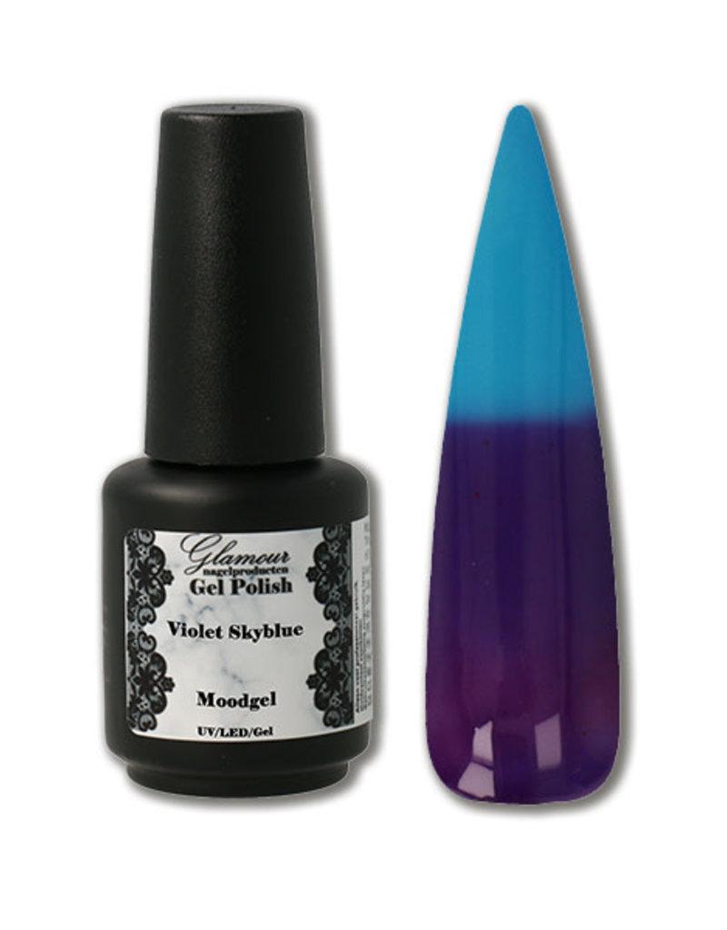 Gel On Moodgel Violet Skyblue